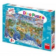 Puzzle 100 - 500 dílků
