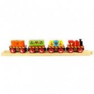Lokomotivy a vagónky