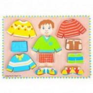 Puzzle oblékací