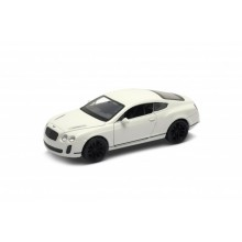 Welly - Bentley Continental Supersports 1:34 červené