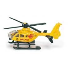 Siku Kovový model záchranná helikoptéra