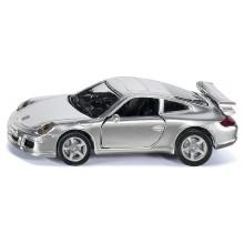 Kovový model auta - SIKU Blister -Porsche 911