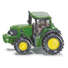 Kovový model - SIKU Blister - Traktor John Deere 7530