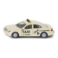 Kovový model auta - SIKU Blister - Taxi Mercedes E Class