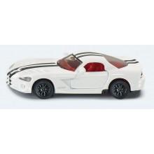 Kovový model auta - SIKU Blister - Dodge Viper