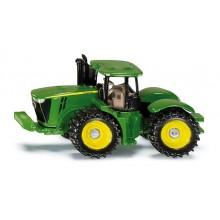 Kovový model - SIKU Super - traktor John Deere