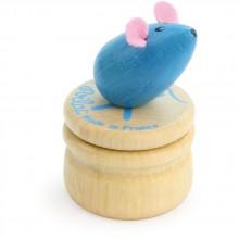 Vilac Dřevěný box na zoubky Myška
