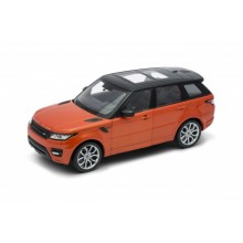 Welly - Land Rover Range Rover Sport model 1:24 red