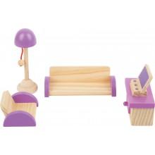 Small Foot Dřevěný nábytek Obývací pokoj