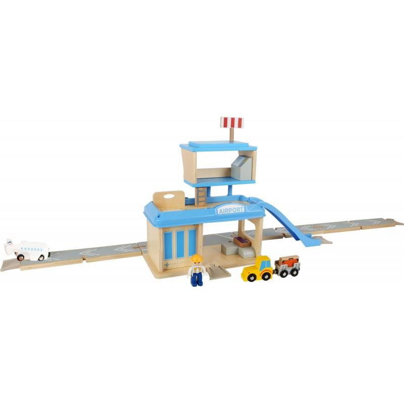 Small Foot Letiště s příslušenstvím