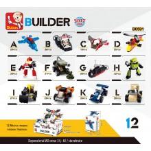 Sluban Builder M38-B05391 1ks H