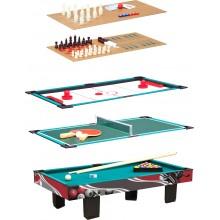 Small Foot Multifunkční hrací stůl 9 v 1