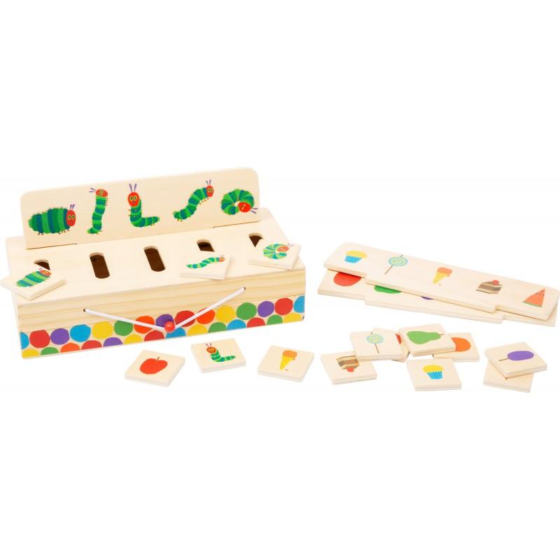 Small foot Třídící krabička Caterpillar