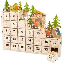 Small Foot Adventní kalendář Betlém