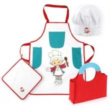 Small Foot Dětská kuchyňská sada na vaření