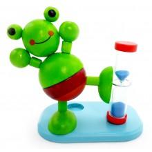 Hess Přesýpací hodiny žába pro měření doby čištění zubů