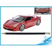 Bburago Auto Race & Play Ferrari 458 Italia 1:24