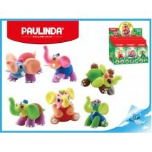 Paulinda modelovací hmota Baby Elephant - modrý stojící slon