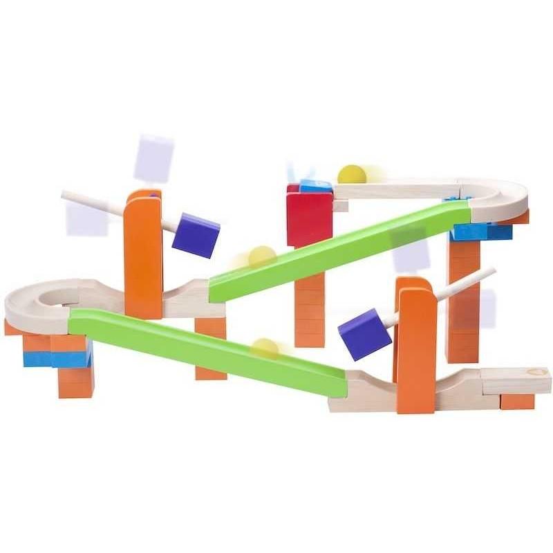 Dřevěná kuličková dráha TRIX - Katapult