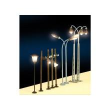Piko Pouliční lampa jednosvětelná - 55754