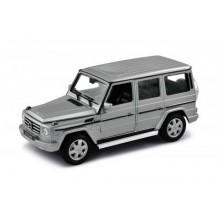 Welly - Mercedes-Benz G-Class 1:24 stříbrný