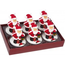 Small Foot Displej Santa Claus set 6