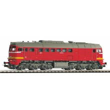Piko Dieselová lokomotiva T679.1 CSD IV - 52814