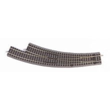 Piko Oblouková výhybka s podložím BWR-R3 - 55428