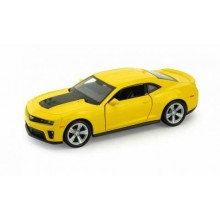 Welly - Chevrolet Camaro ZL1 1:34 žluté