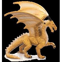 Mojo Animal Planet Zlatý drak
