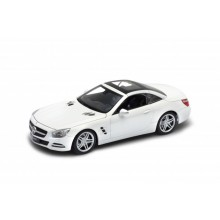 Welly - 2012 Mercedes-Benz SL 500 1:24 bílý