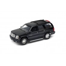 Welly - Cadillac Escalade (2002) model 1:34 červený