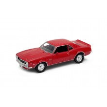 Welly - Chevrolet Camaro Z28 ('68)1:34 žluté