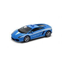 Welly - Lamborghini Gallardo LP560-4 model 1:34 Policie