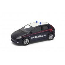 Welly - Fiat Grande Punto 1:43 model záchranáři černé