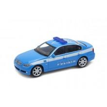 Welly - BMW 330i 1:43 policie