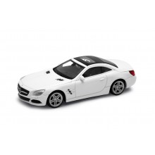 Welly - Mercedes Benz SL 500 model 1:43 bílé