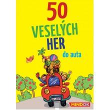 Dětské hry - 50 veselých her do auta