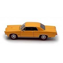 Welly - Pontiac GTO (1965) 1:24 žlutý