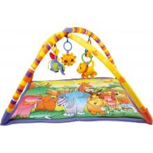 Hrací deka s hrazdičkou Džungle