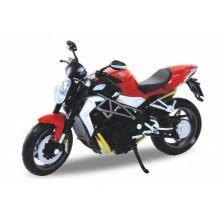Welly - Motocykl MV Agusta Brutale 990R model 1:18 červená