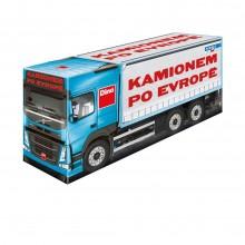Dino Kamiónem po Evropě