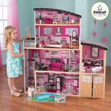 KidKraft Domeček pro panenky Sparkle Mansion