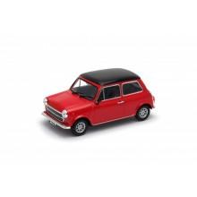Welly - Mini cooper 1300 model 1:24 červený