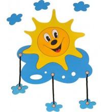 DoDo Dětská lampička sluníčko