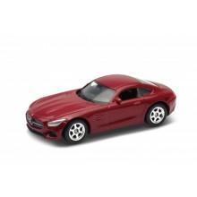 Welly - Mercedes-Benz AMG GT model 1:60