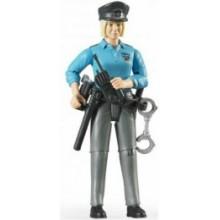Bruder Figurka policistka