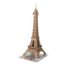 Small Foot Třívrstvé pěnové 3D puzzle Eiffelova věž