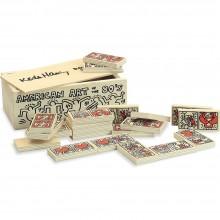 Vilac Domino Keith Haring