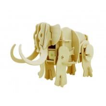 RoboTime robotická hračka chodicí mamut